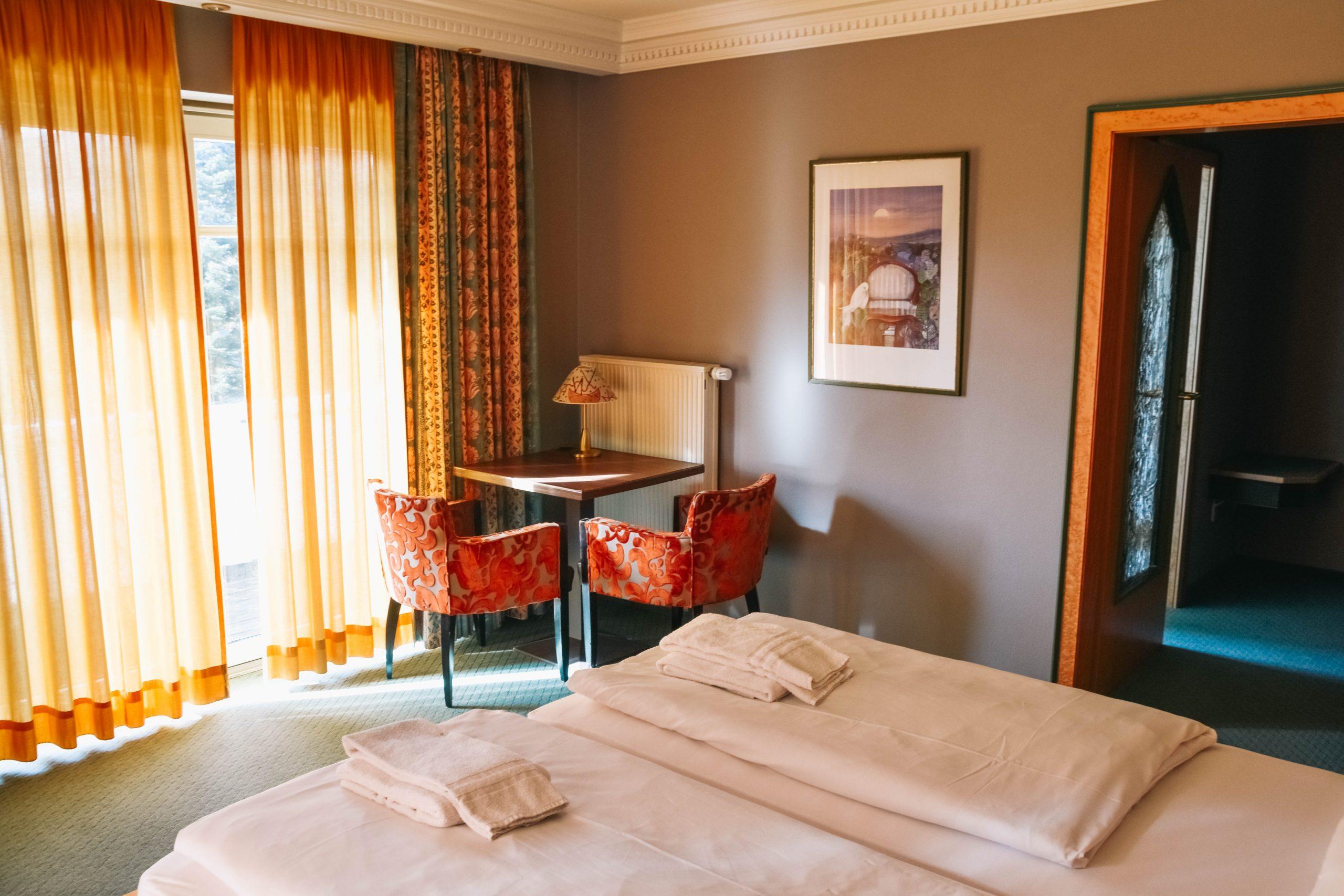 Duitse kamer aanzicht 2 Parkhotel Schmallenberg