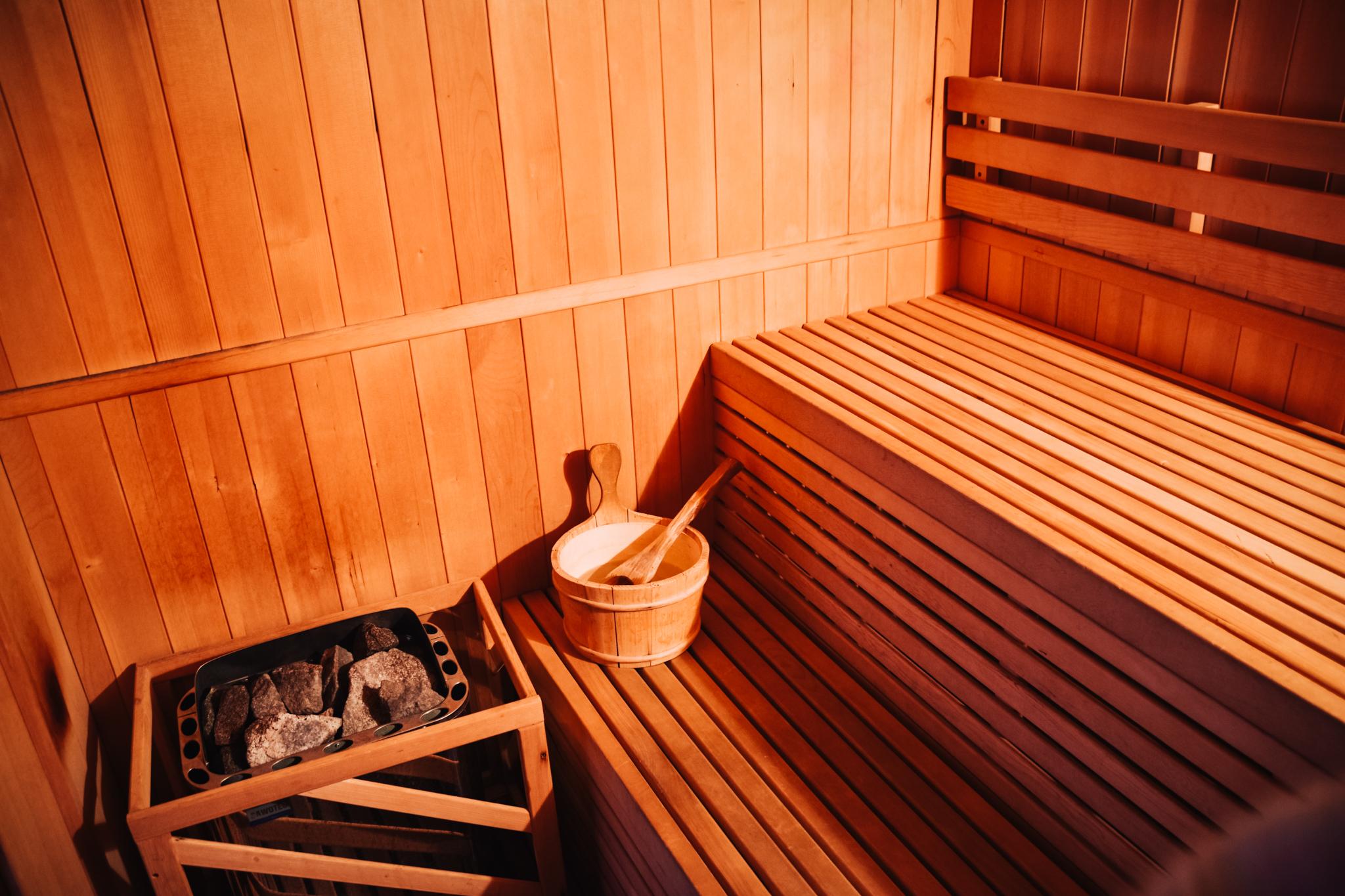 Sauna Finse Parkhotel Schmallenberg